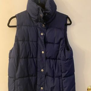 Old Navy Puffer Vest with Pockets (SZ Large Tall)